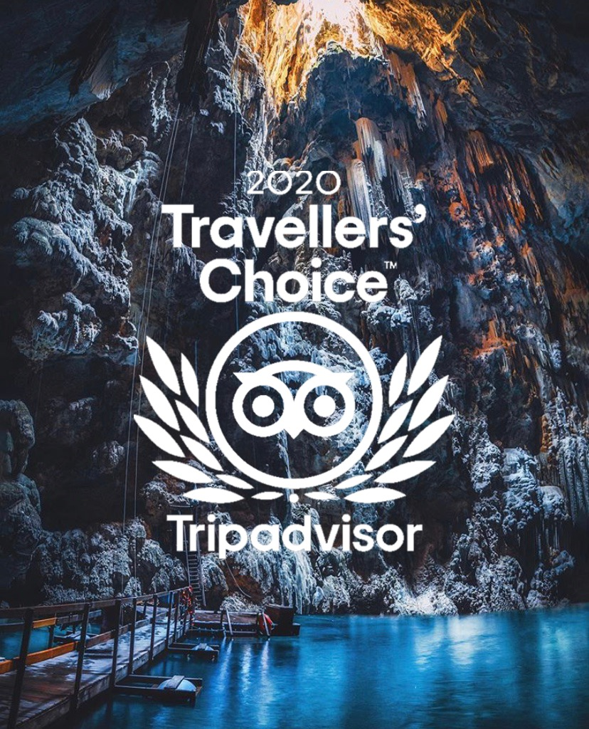 Abismo Anhumas recebe selo Travellers' Choice 2020 do Tripadvisor